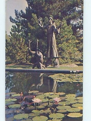 Unused Pre-1980 PARK SCENE St. Louis Missouri MO hk6168