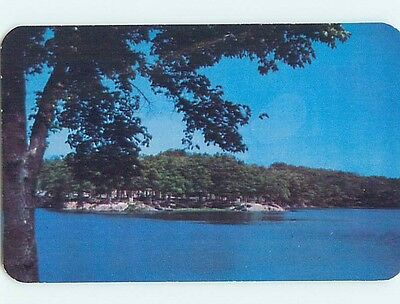 Unused Pre-1980 PARK SCENE Kansas City Missouri MO hk5576