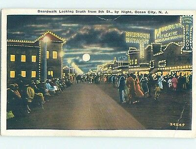 W-Border THEATER AND SHOPS ON EIGHT STREET Ocean City New Jersey NJ HM8522