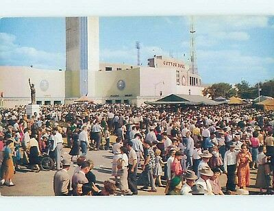 Unused Pre-1980 COTTON BOWL STADIUM AT STATE FAIR Dallas Texas TX hn3629-28