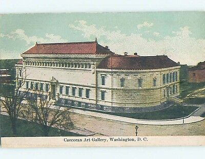 Unused Divided-Back POSTCARD FROM Washington DC HM5780