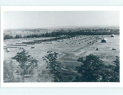 1950's rppc PINE CAMP - FORT DRUM IN 1930'S Watertown New York NY HM4030