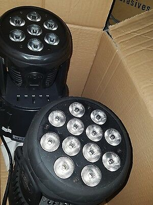disco/stage lights reduced price