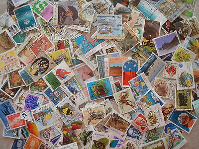 1966-1989 - Approx 150 Used Australian Decimal Stamps  - Assorted lot