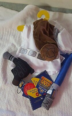 Build a Bear Star Wars Stuff