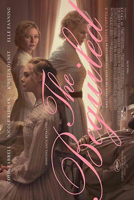 "The Beguiled (2017) ***Original Movie Poster Double-Sided 27""x40"""