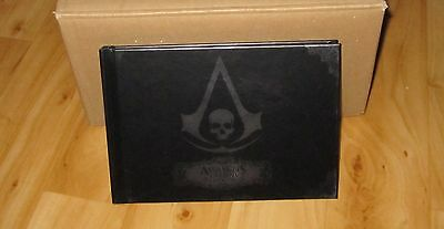 artbook assassin's creed black flag ps3 ps4 xbox 360 one collector