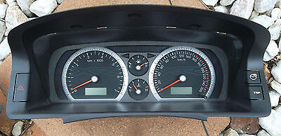 Ford Falcon BA BF XR6 XR8 instrument cluster