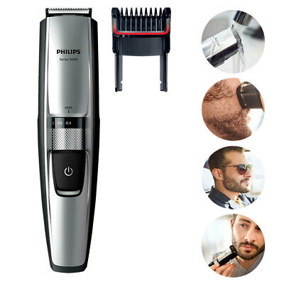 Philips BT5205 Cordless Stubble Beard Trimmer/Body Hair Groomer/Waterproof/2yr