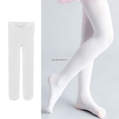 Children Pants Stretch Ballet Socks Girls Pantyhose Stockings Kids Tights ES9