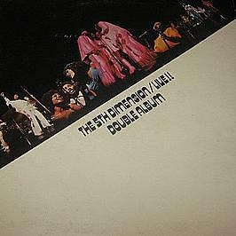 The 5th Dimension - Live!! - Bell Records - 1972 #748071