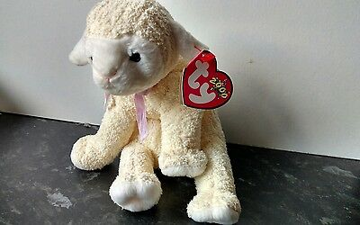 Ty Beanie Baby Fleecie  (with tag) good  Condition Retired