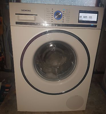 Siemens IQ700 top of the range 8kg 1400 Spin Washing Machine