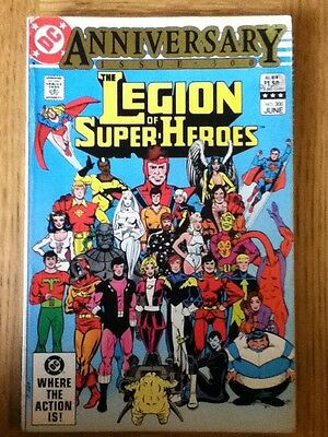 Legion of Super-Heroes issue 300 from June 1983 - postage discounts apply