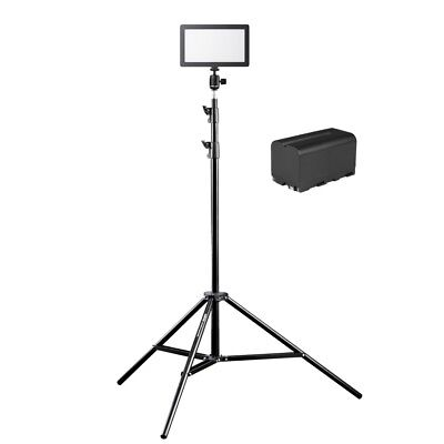 walimex pro Soft LED 200 Square Bi Color Set3 by Digitale Fotografien