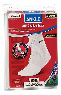 Mueller ATF2 Ankle Brace- Ankle support- White