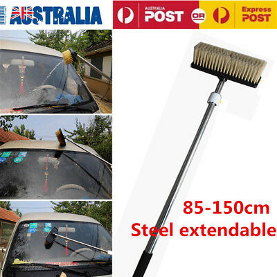 Car Wash Clean Brush Extendable Cleaning Brush Deep Cleaning Brush 1.5m OZ