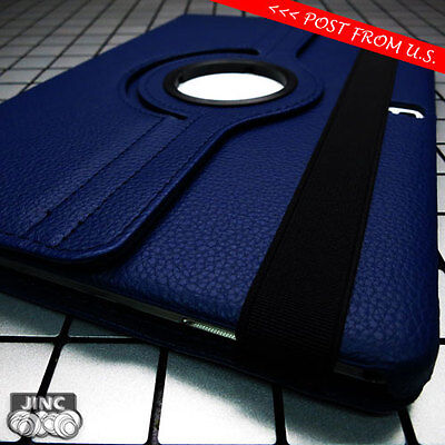 """Leather Book Case Cover Pouch for Samsung SM-P550 SM-P555 Galaxy Tab A TabA 9.7"""""""