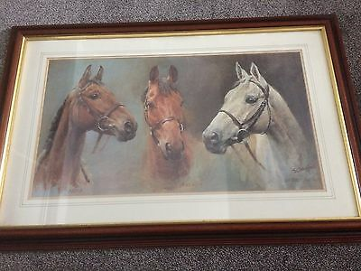 framed picture we three kings
