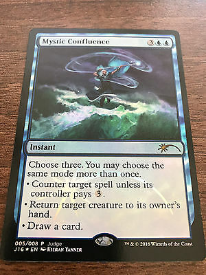 MTG : Mystic Confluence FOIL (Magic The Gathering)