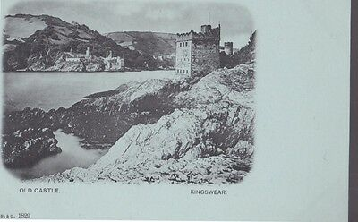 RA 39a rare old uncirculated vintage postcard  OLD CASTLE KINGSWEAR