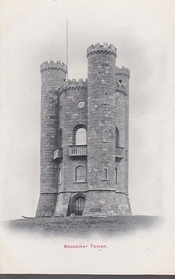 RA 36b rare old uncirculated vintage postcard  BROADWAY TOWER