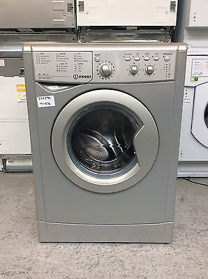 Indesit IWDC6125S Eco Time 6Kg/5Kg 1200 rpm Washer Dryer UK DELIVERY #356399