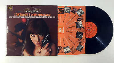 Anita Harris - Somebody's In My Orchard vinyl LP record