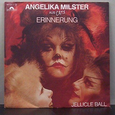 "(o) Angelika Milster - Erinnerung (7"" Single)"