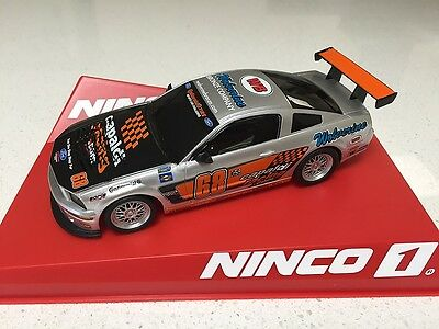 55094 Ninco Ford Mustang Capaldi 1:32 Scale Slot Car