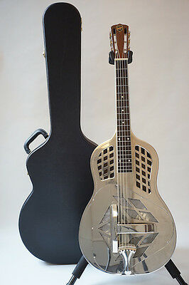 National Style 1 Vintage Resonator Guitar 1939 Rare Tricone Free Shipping Japan