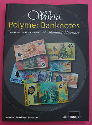 World Polymer Banknotes Book 1St Edition