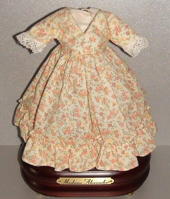 "Madame Alexander tagged Dress for 8"" doll outfit Summer clothes"