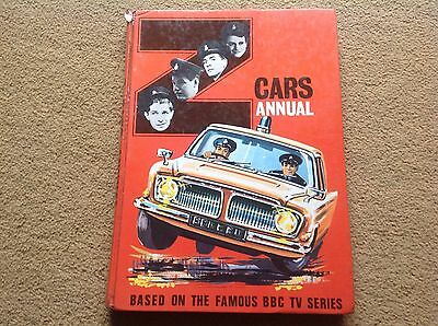 Z-CARS ANNUAL (1964) Rare BBC TV Series Very Good Condition Sent POST FREE in UK