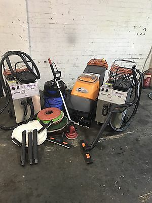 Matrix Sdv8000 Steam Cleaner, Wet And Dry Hoover,