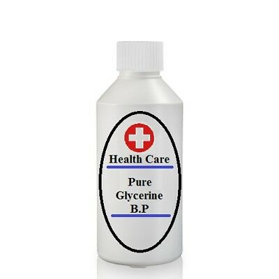 Health Care Pure Glycerine B.P. Soothes, Smoothes and Protects the Skin 320 g