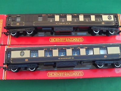 Hornby Rake Of Pullman Coaches X 2 New In Box