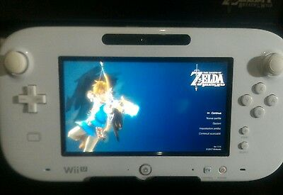 Wii U 8gb + hdd 40gb con giochi preinstallati e ZELDA THE WILD OF BREATH