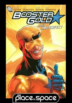 Booster Gold Past Imperfect - Graphic Novel