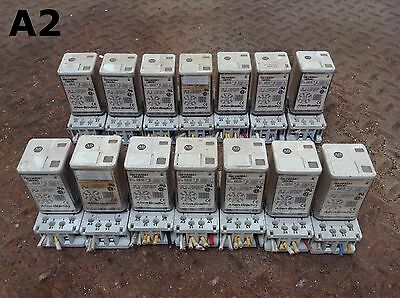 Allen-Bradley 700-HA32A1 Series B Ice Cube/Plug-In Relay 120VAC -Lot of 14