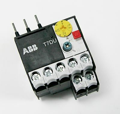 Abb T7Du-4,0 Thermal Overload Relay 2.4-4.0 A 1Saz111301R0008