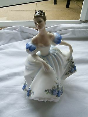 Royal Doulton Beatrice Figurine Signed HN3263 Peggy Davies 1989