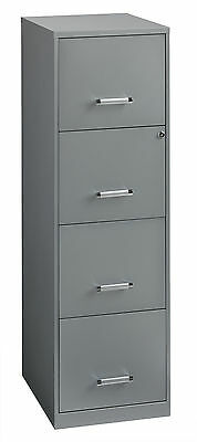 Rebrilliant Light Weight 4 Drawer Vertical Storage File Cabinet