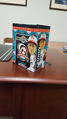 Dylan Bundy 2017 Non-SGA Bowie Baysox Baltimore Orioles Bobblehead Season Holder