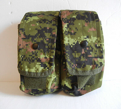 Canadian Style Digital Double Mag Pouch
