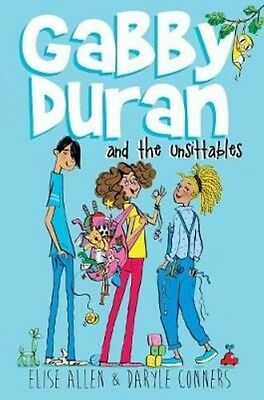 Gabby Duran and the Unsittables by Elise Allen Paperback Book (English)