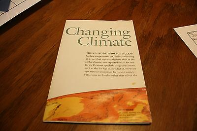 Map Changing Climate