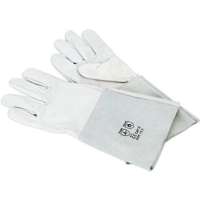 Sealey TIG Welding Gauntlet Gloves