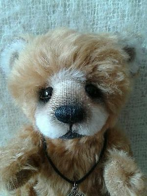 Artist Teddy Bear called Xanti by Gilles Baeren**REDUCED**