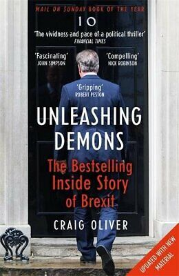 Unleashing Demons: The inspiration behind Channel 4 drama Br... by Oliver, Craig